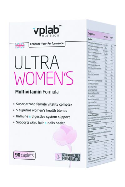 Ultra Women's Multivitamin (90 капс)