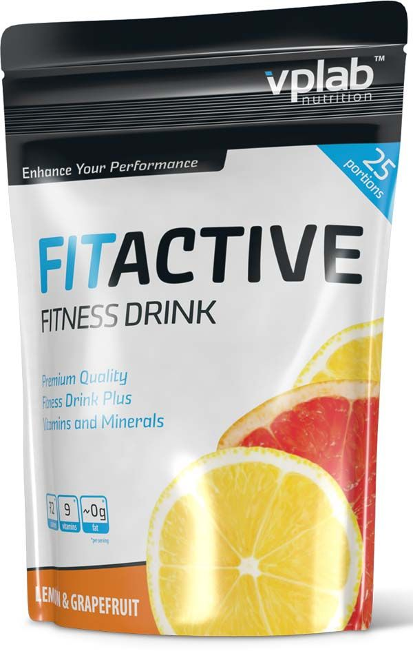 FitActive Fitness Drink  (500гр.)
